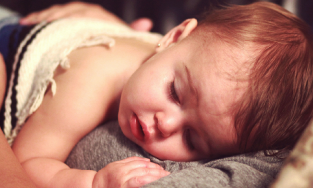 What to Do When Your Baby is Sick For the First Time