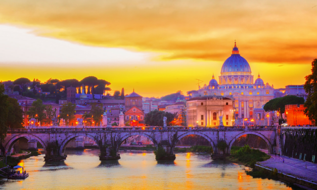 How to Make the Most Of 4 Days In Rome