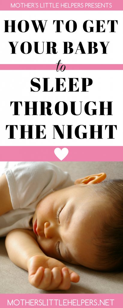 Are you a mess because your baby still isn't sleeping through the night? Some of these tips may help! | Baby Sleep Tips | Baby Sleep Schedule | Baby Sleep Routine |