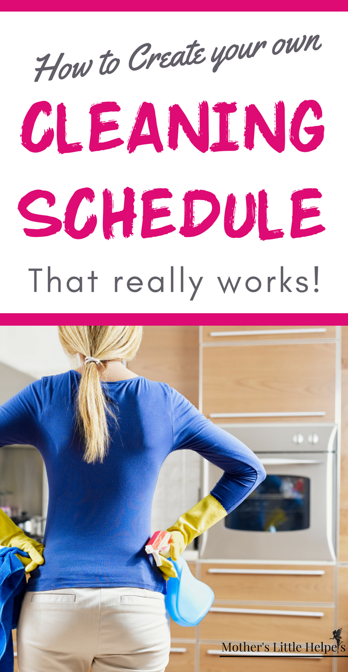 Get your FREE cleaning schedule to semi-automate your housework, eliminate stress and free up your time. | Homemaking | Cleaning List | Cleaning Schedule | Home Management | Organization | Cleaning Tips | for working mom | weekly | daily | Template | Monthly | Household | Deep Cleaning Schedule | SAHM | Checklist | Printables |
