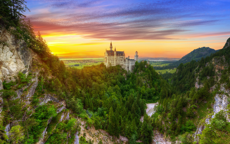 From the Bavarian Forst to Neuschwanstein Castle, these are places you'll definitely want to have on your itinerary!