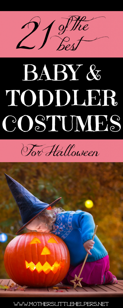 21 of the Best Baby and Toddler Costumes for Halloween | boy | girls | infants | cute | Families | Twin | funny | creative | newborns | easy | dress up |