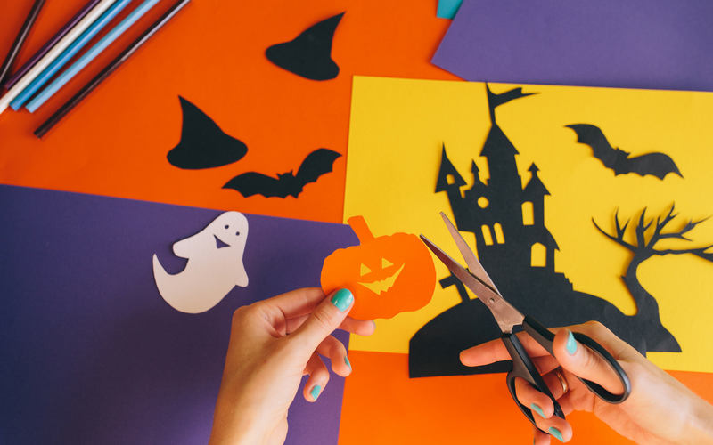 13 DIY Halloween Projects to Make with Your Kids