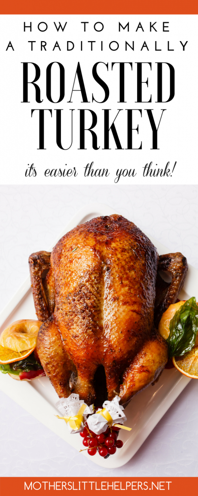 Looking for a stress-free method that guarantees a tender, juicy and classy looking turkey that will impress your guests this holiday season? This tried and tested recipe will help you succeed - even if you're a first-timer. | Roasted Turkey Recipe | Thanksgiving Turkey | Christmas Turkey | Easy turkey recipe | How to Make a Traditionally Roasted Turkey
