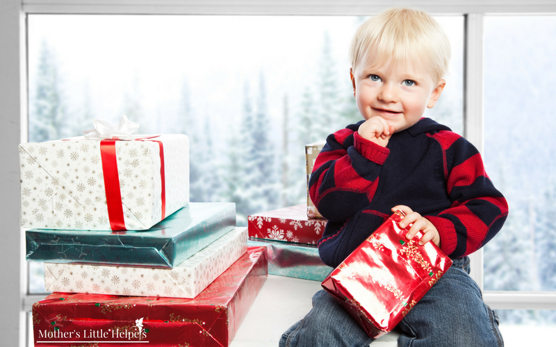 Check out the best gift ideas for two-year-old toddler boys. These durable & entertaining toys make perfect Christmas and birthday presents for young boy. #giftguide | #toddlers | #Christmas | motherslittlehelpers.net