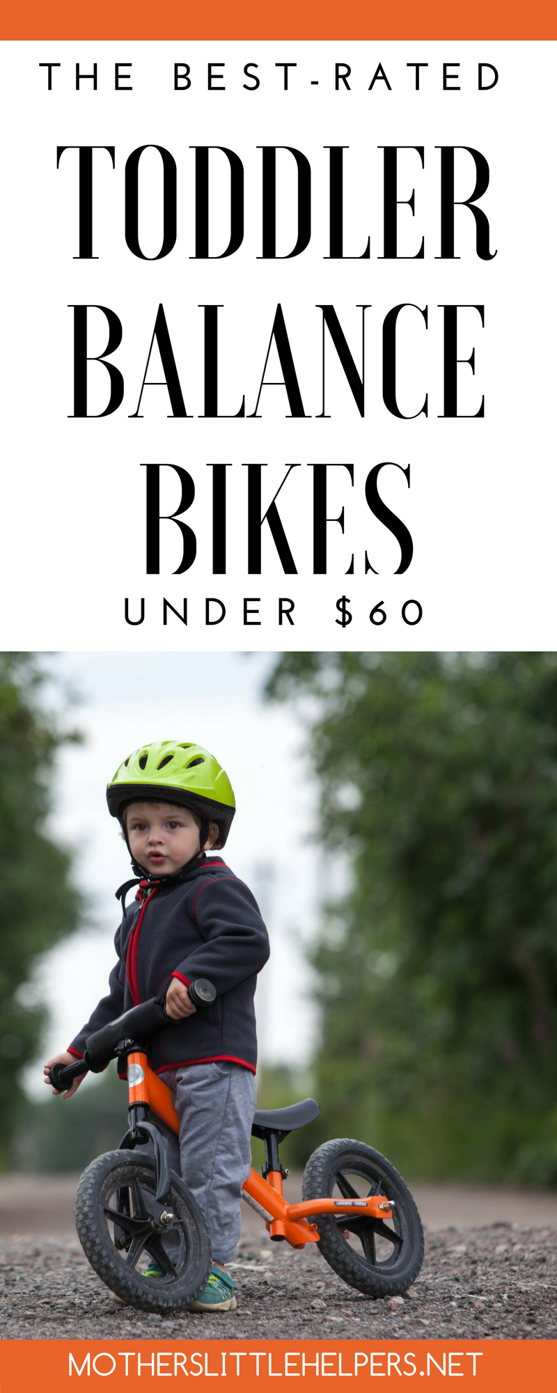 Here you'll find the Best-Rated Toddler Balance Bikes under $60. Are you planning to buy your toddler a balance bike for Christmas? A toddler bike is a unique gift and stands above the other children's toys. It helps your child learn to balance early on, so that it's easier to learn a real bicycle. Wooden strider bikes are very popular, but it's imperative to read the reviews to find out which one will get you the most bang for your buck. This article will take you through the pros and cons when deciding which glider bike to buy.