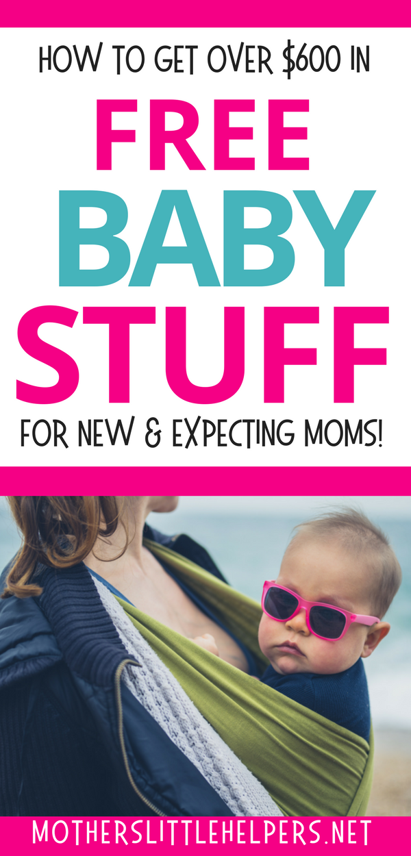 FREE BABY STUFF - Hey pretty momma, want some free baby stuff? We all need a financial break - especially when we're having a new baby. Most of the free baby stuff for new and expecting moms listed here are things you'd probably have on your baby registry or would receive as a baby shower gift. motherslittlehelpers.net #freebabystuff #babygear #freebies