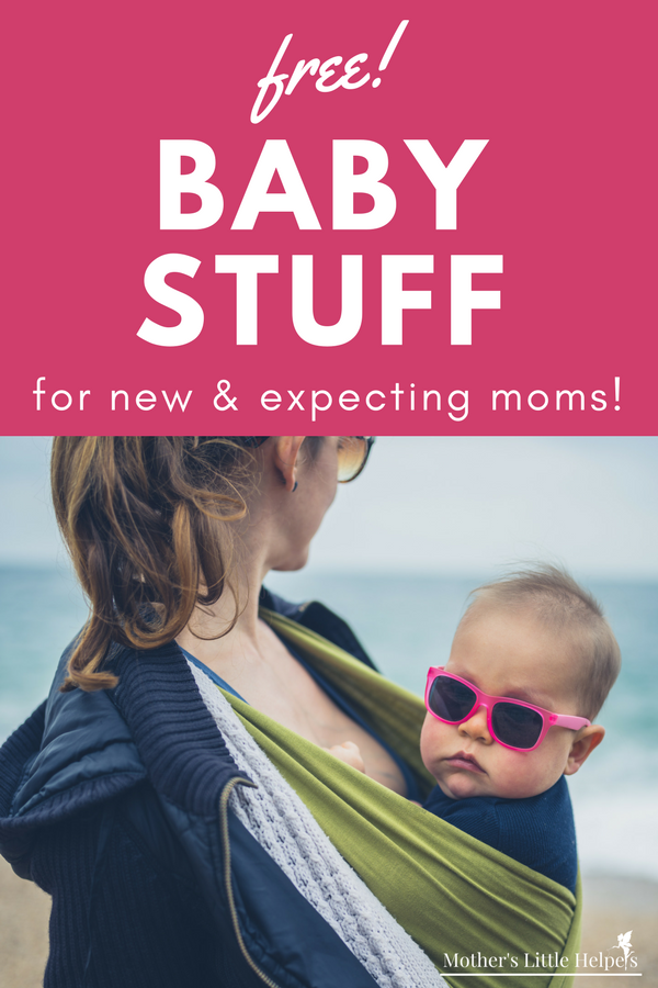 Free baby things for single moms