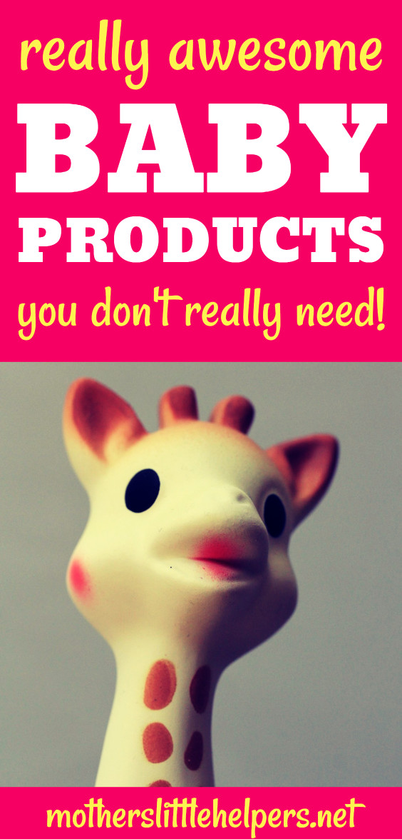 here are some really awesome BABY PRODUCTS to add to your registry list. These are not newborn necessities but they make life as a new mom a lot easier. motherslittlehelpers.net #babyproducts #babiesstuff #newmoms #babies