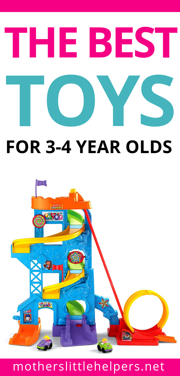 Finding The Best Toys For 3 Year Olds Doesn't Have To Be ...