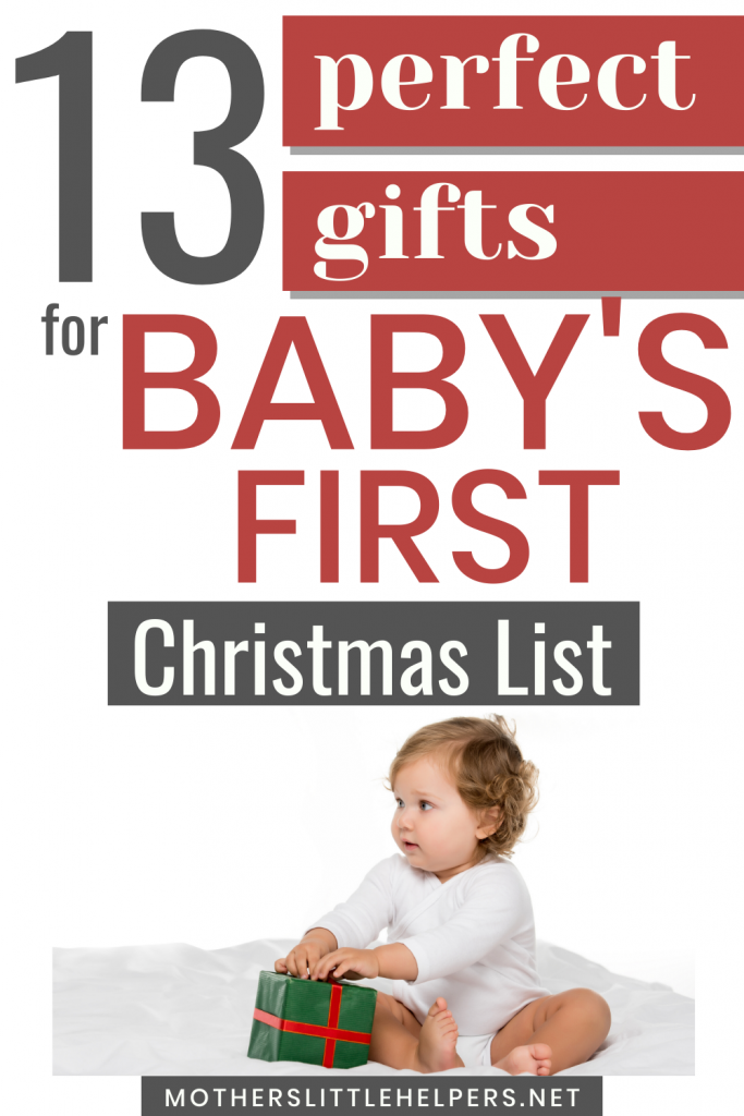 Are you looking for the perfect present for a one-year-old baby? These are the items we had on our Twin Babies' First Christmas List that have proven to be the best toys that are still being played with a year later. Whether the gift is for Christmas, their 1st birthday or Easter, this guide will help you find what you're looking for.
